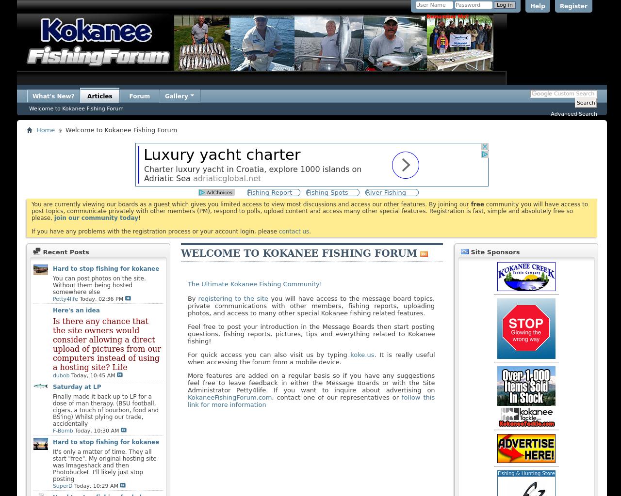 Kokanee-Fishing-Forum-Advertising-Reviews-Pricing