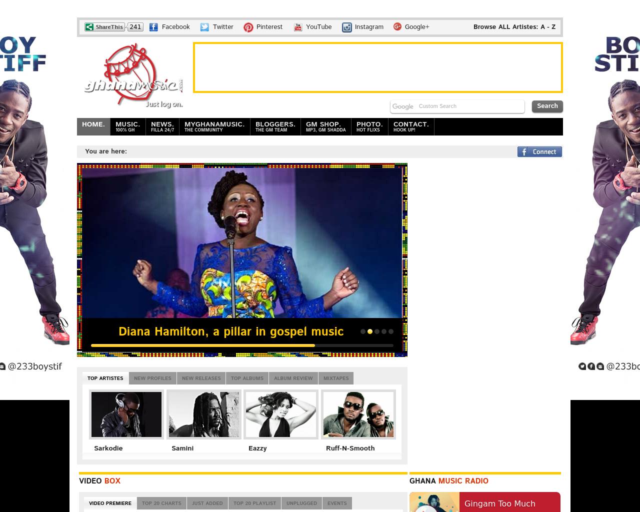 Ghana-Music.com-Advertising-Reviews-Pricing