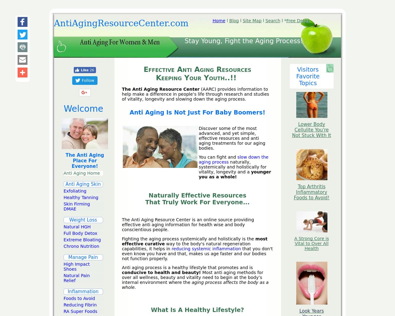 Antiagingresourcecenter.com-Advertising-Reviews-Pricing