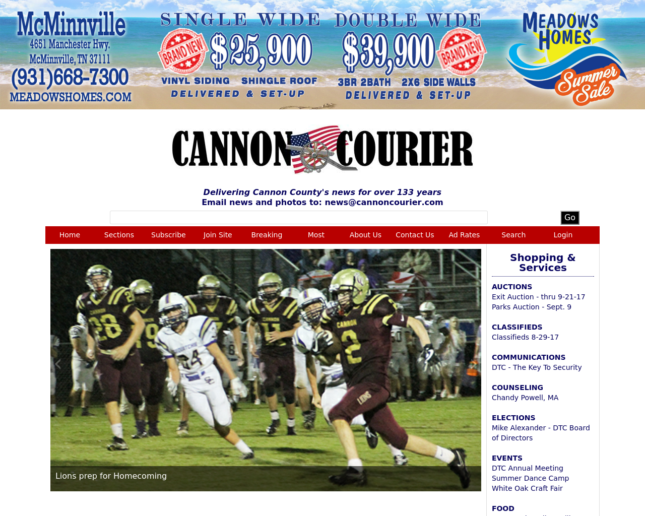 Cannon-Courier-Advertising-Reviews-Pricing