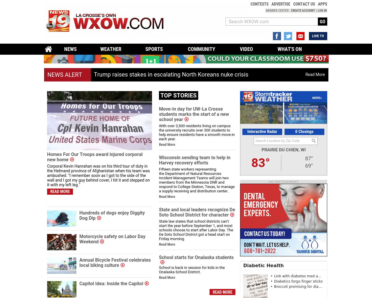 WXOW.com-Advertising-Reviews-Pricing