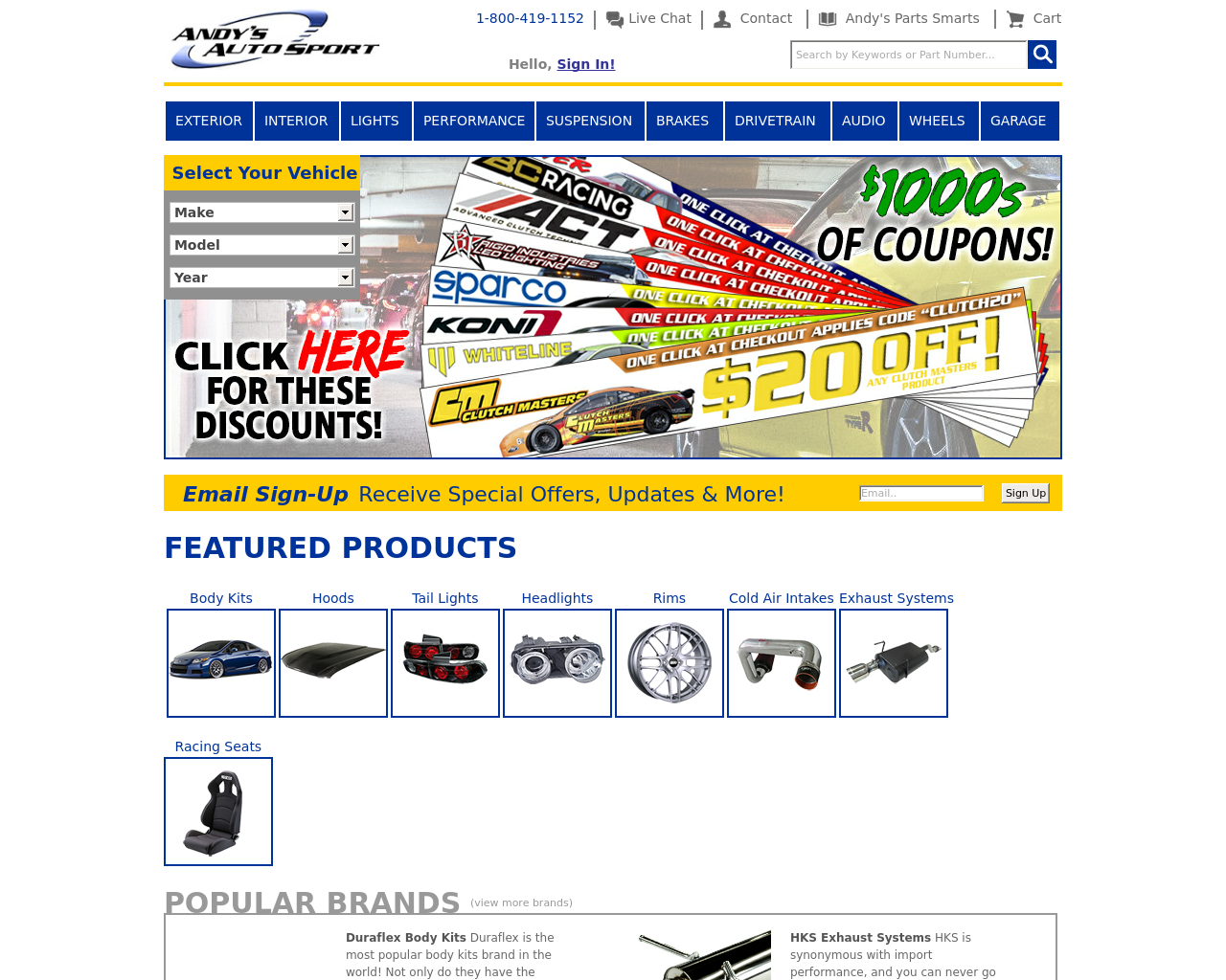 Andy`s-Auto-Sport-Advertising-Reviews-Pricing