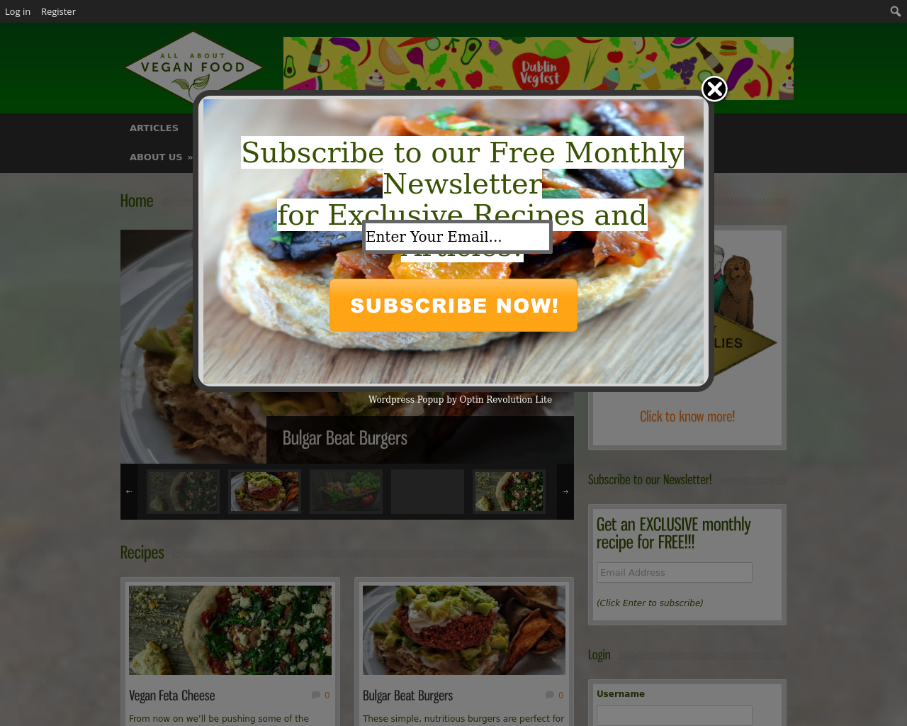Allaboutveganfood.com-Advertising-Reviews-Pricing