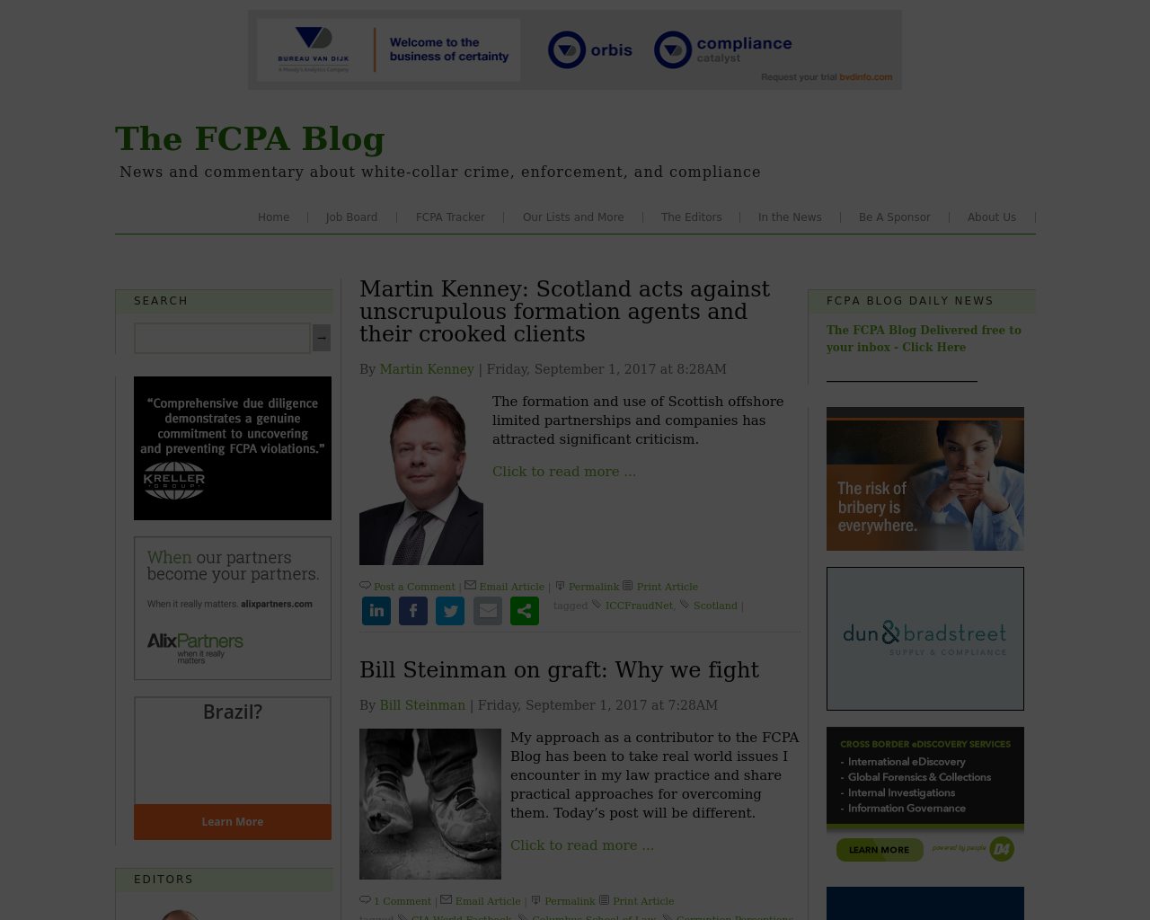 The-FCPA-Blog-Advertising-Reviews-Pricing