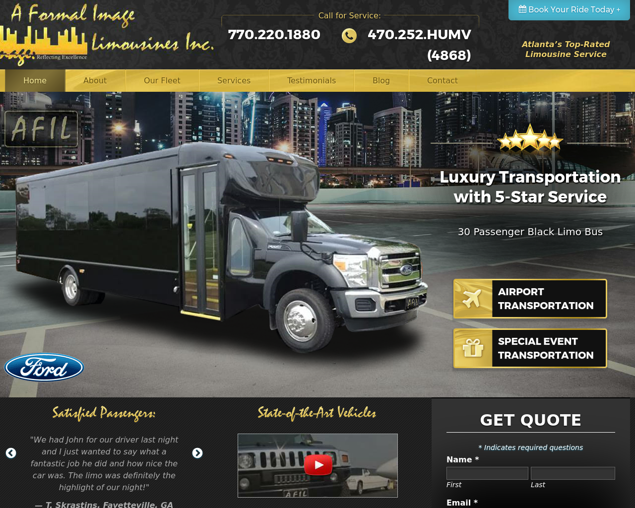 A-Formal-Image-Limousines-LTD.-Advertising-Reviews-Pricing