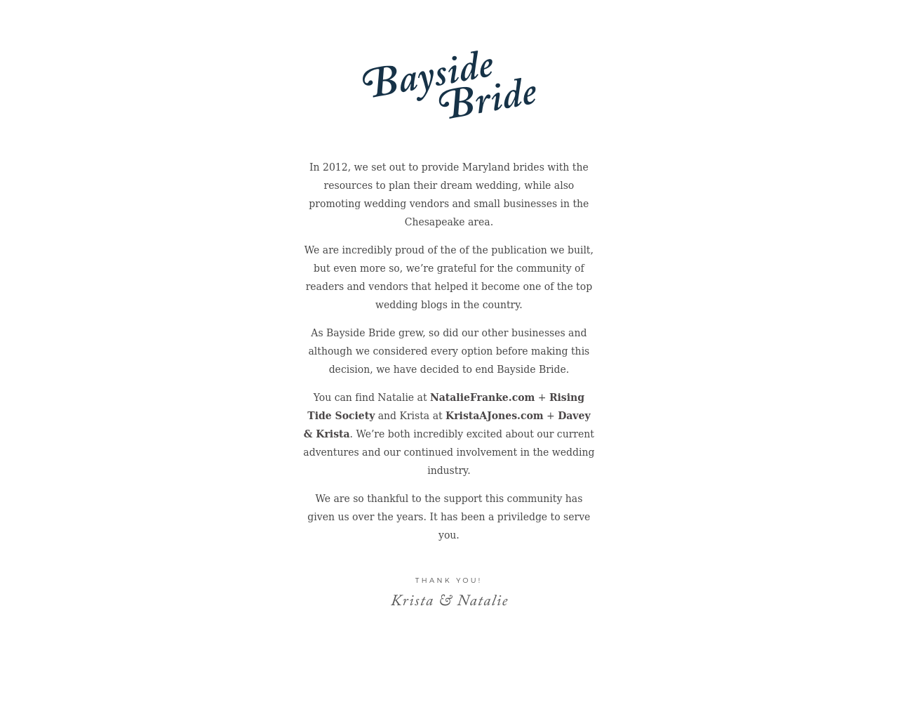 Bayside-Bride-Advertising-Reviews-Pricing