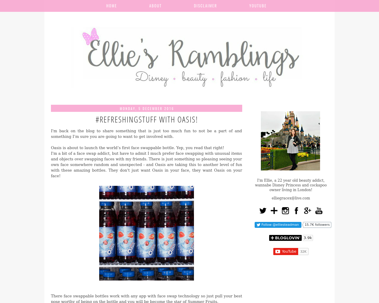 Ellie's-Ramblings-Advertising-Reviews-Pricing