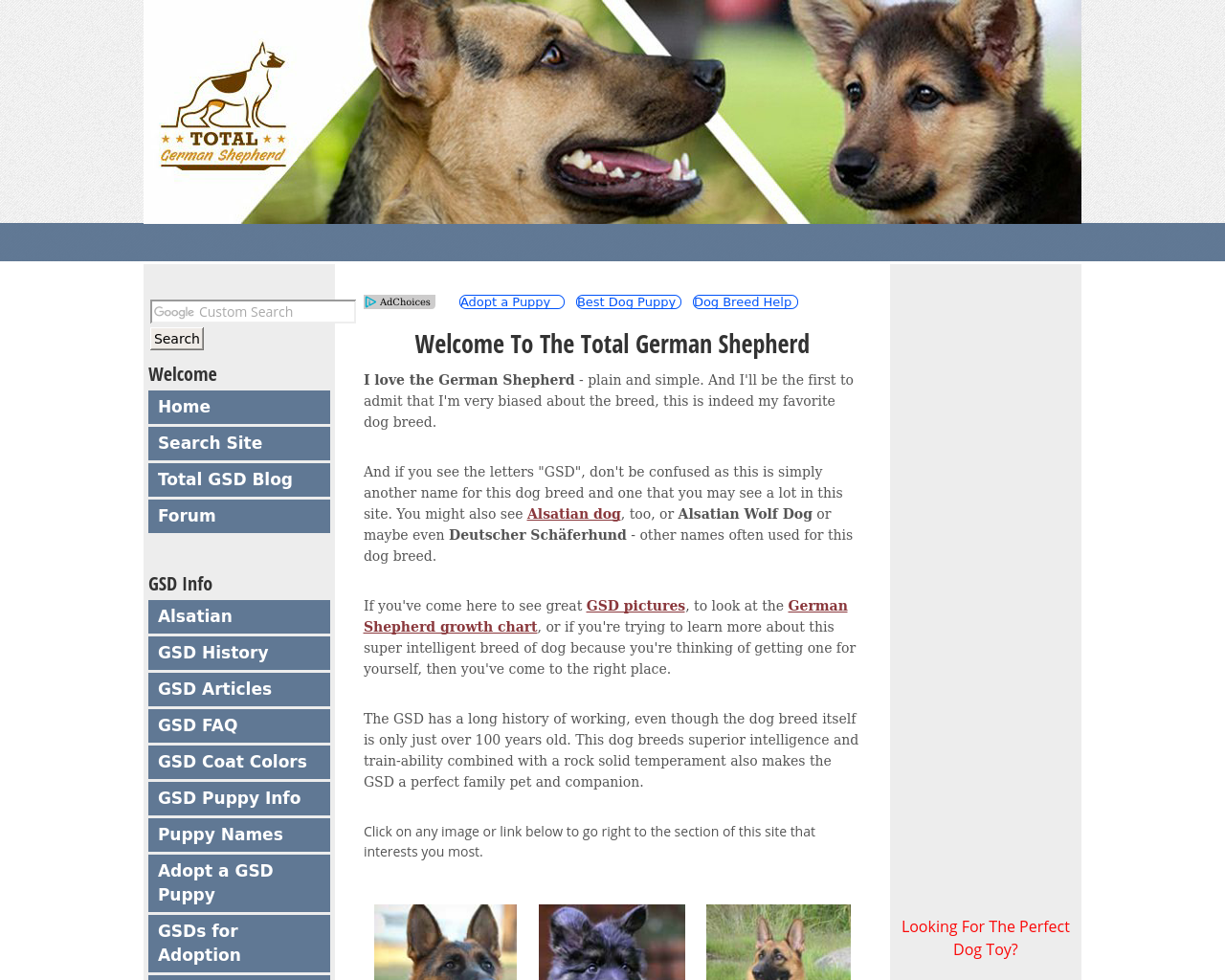 Total-German-Shepherd-Advertising-Reviews-Pricing