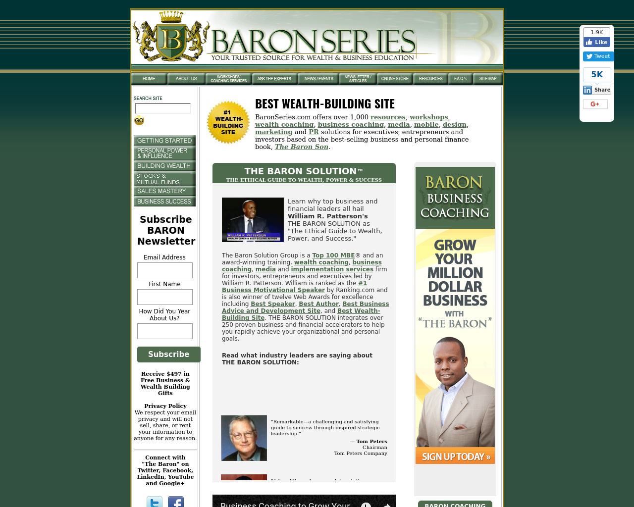 Baron-Series-Advertising-Reviews-Pricing