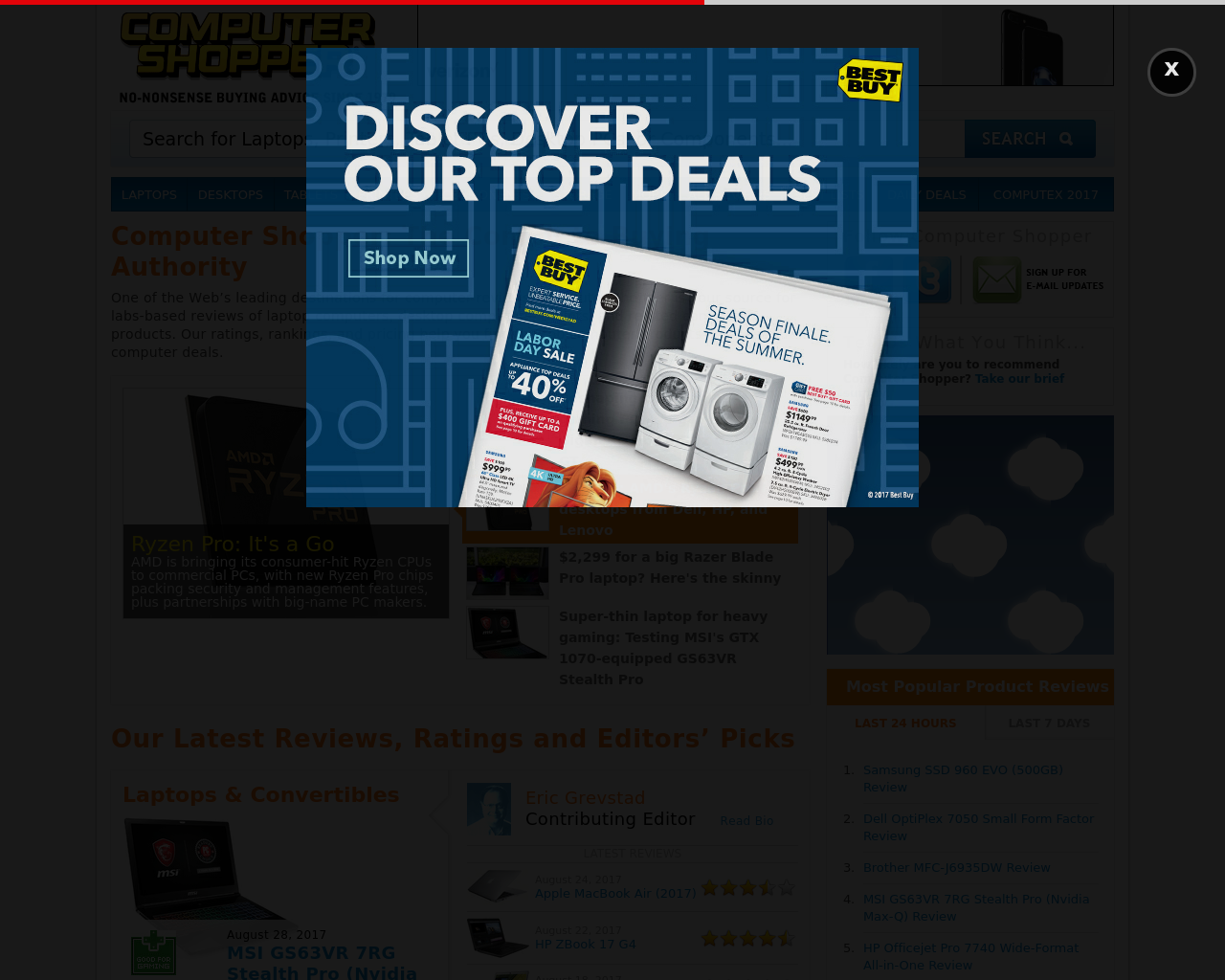 COMPUTER-SHOPPER-Advertising-Reviews-Pricing