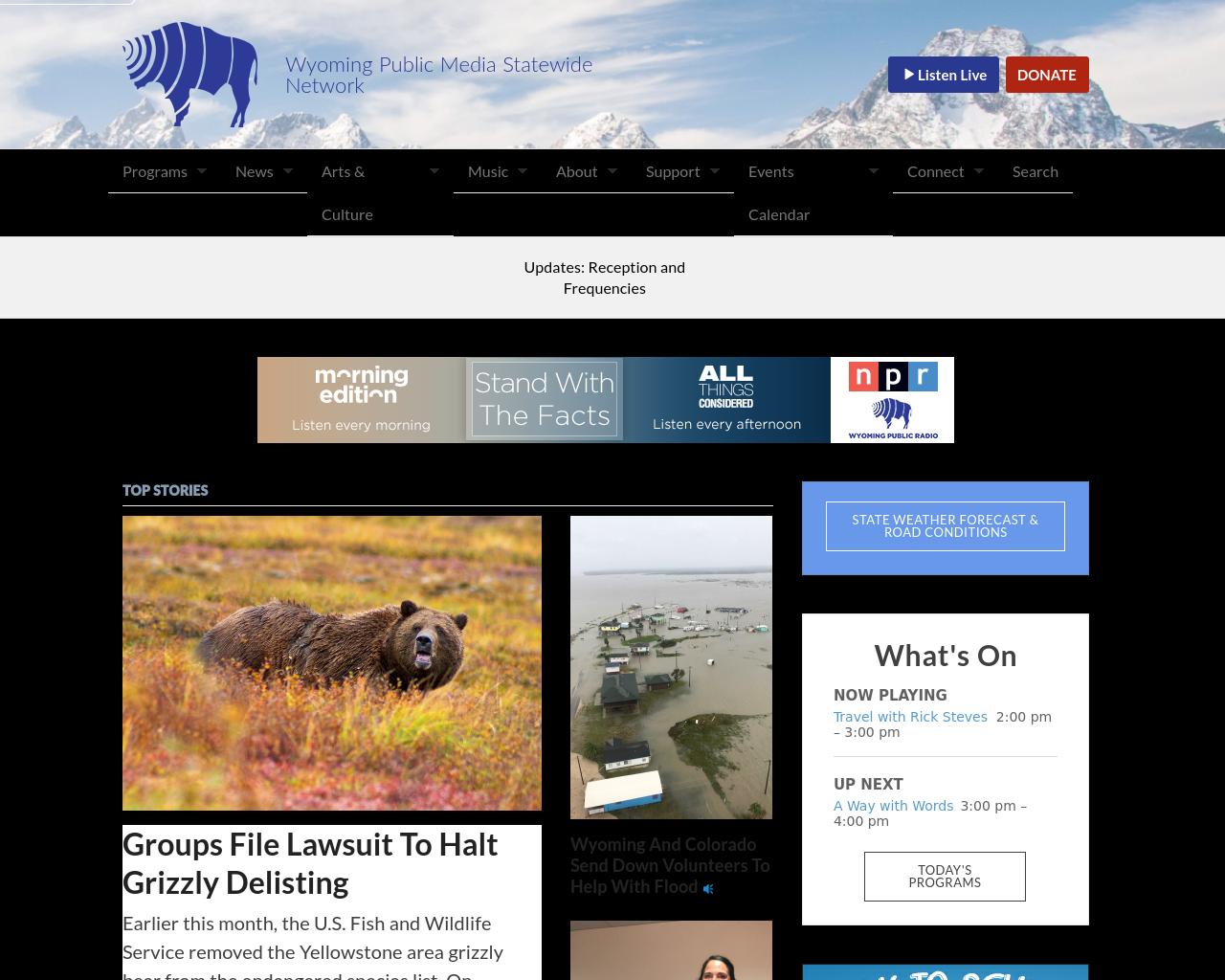 Wyomingpublicmedia.net-Advertising-Reviews-Pricing