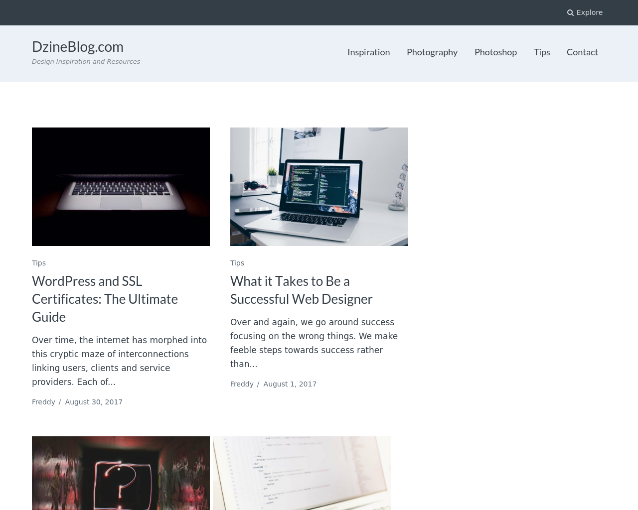 DzineBlog-Advertising-Reviews-Pricing