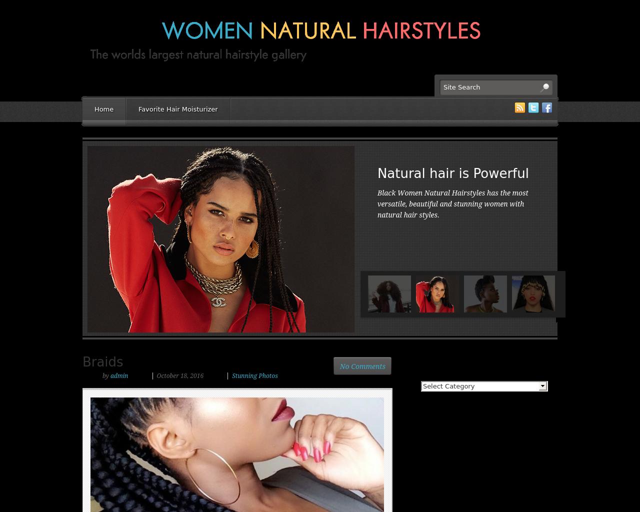 Blackwomennaturalhairstyles-Advertising-Reviews-Pricing
