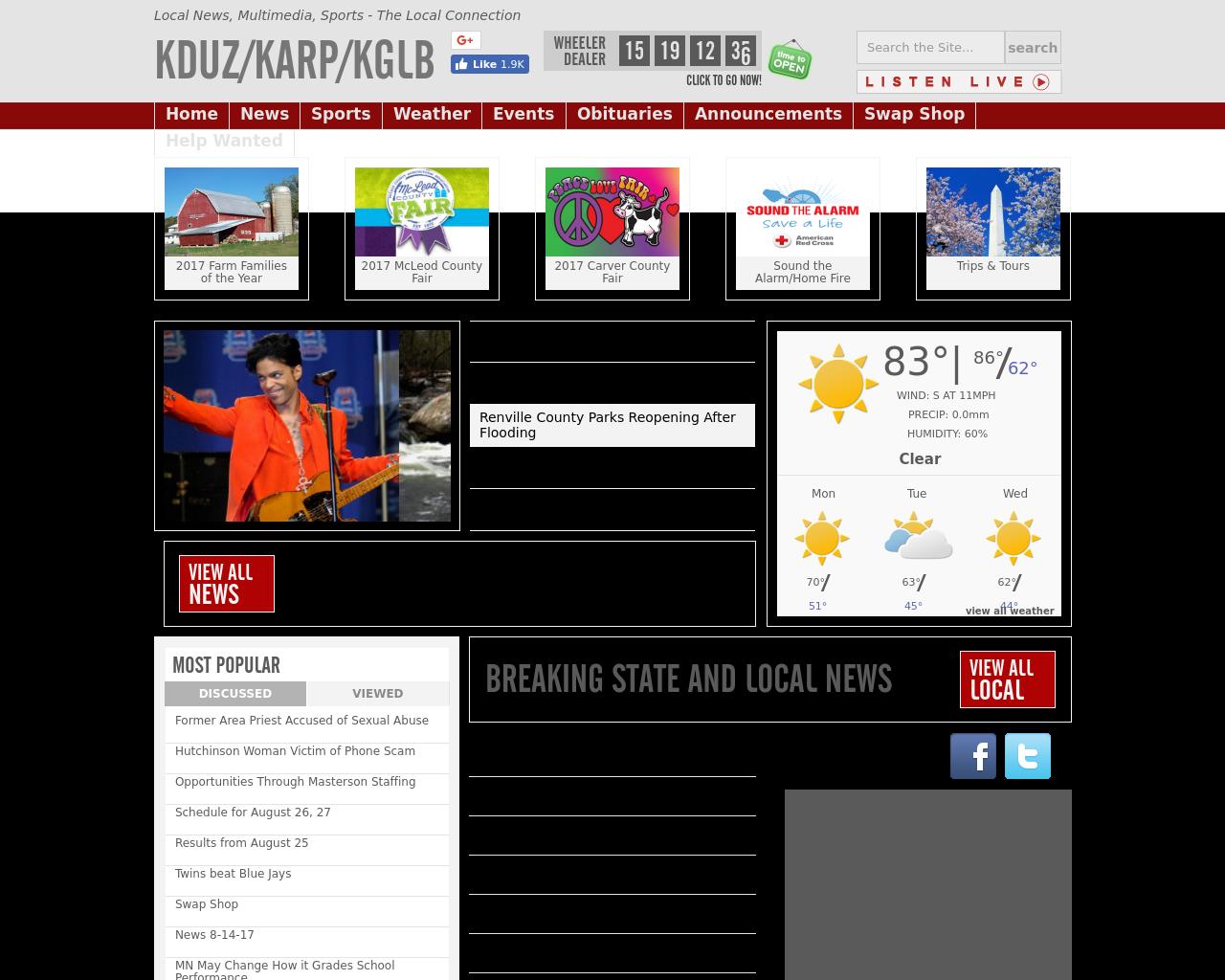 KDUZ/KARP/KGLB-Advertising-Reviews-Pricing