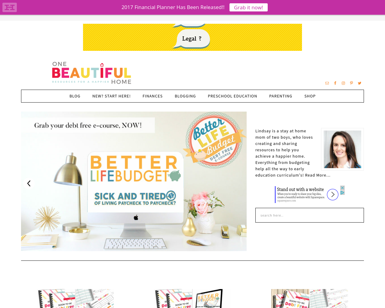 One-Beautiful-Home-Blog-Advertising-Reviews-Pricing