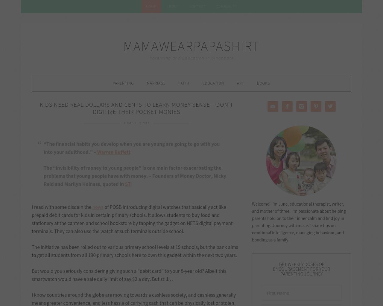 Mama-wear-Papa-shirt-Advertising-Reviews-Pricing
