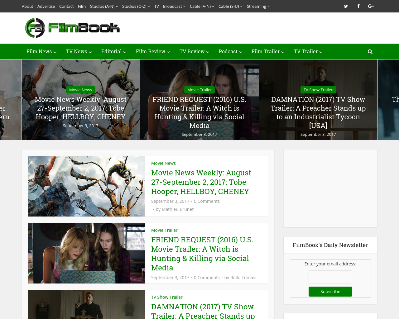 FilmBook-Advertising-Reviews-Pricing