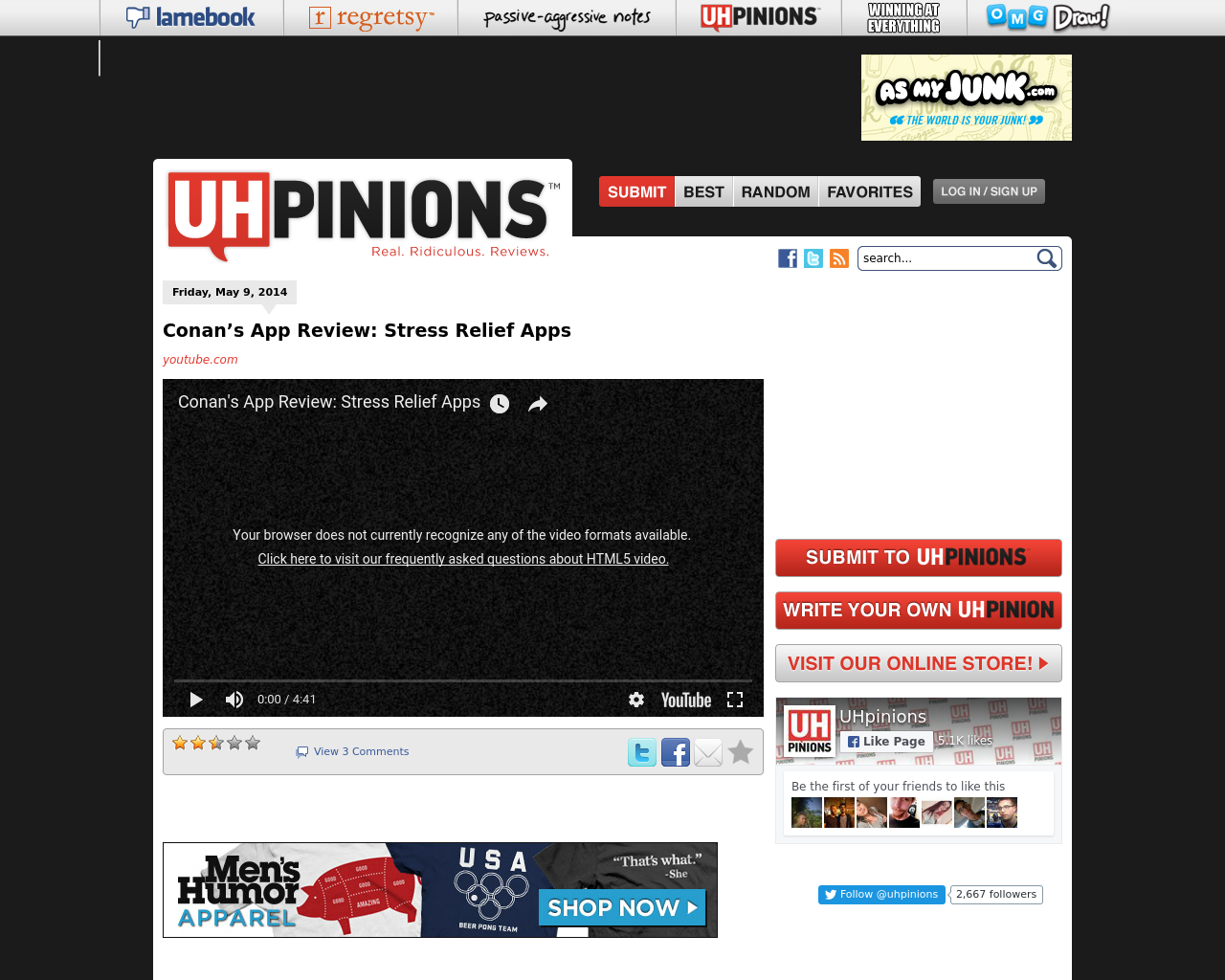 UHPINIONS-Advertising-Reviews-Pricing