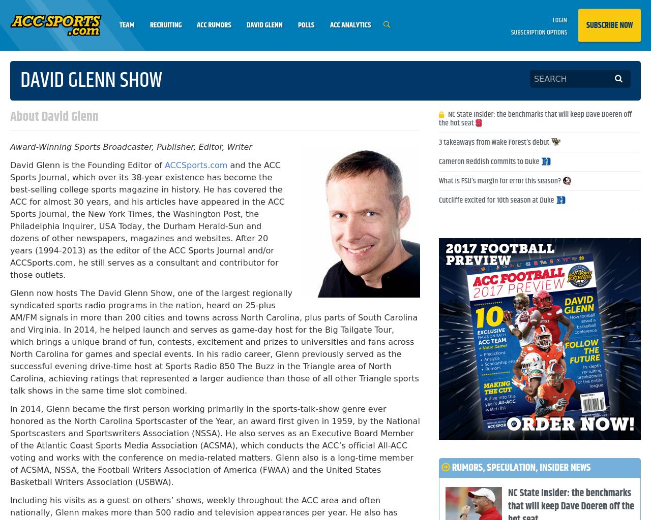 David-Glenn-Show-Advertising-Reviews-Pricing