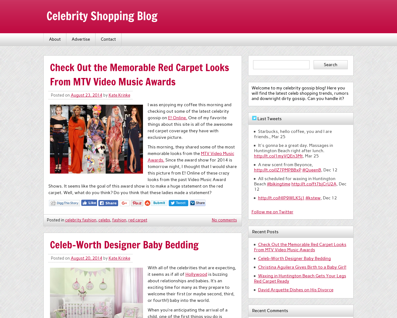 Celebrity-Shopping-Blog-Advertising-Reviews-Pricing