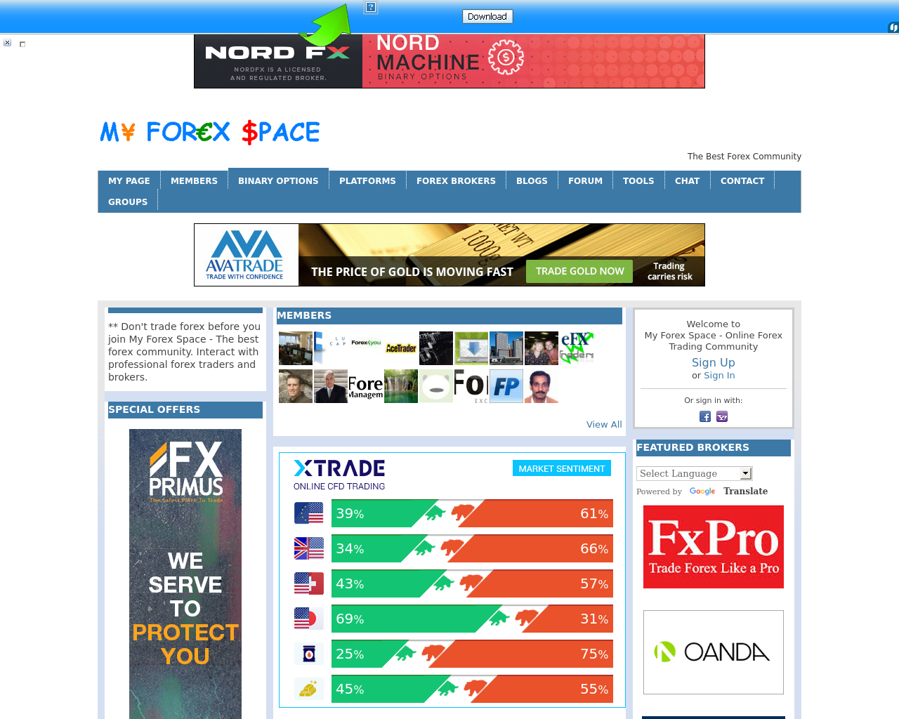 My-Forex-Space-Advertising-Reviews-Pricing