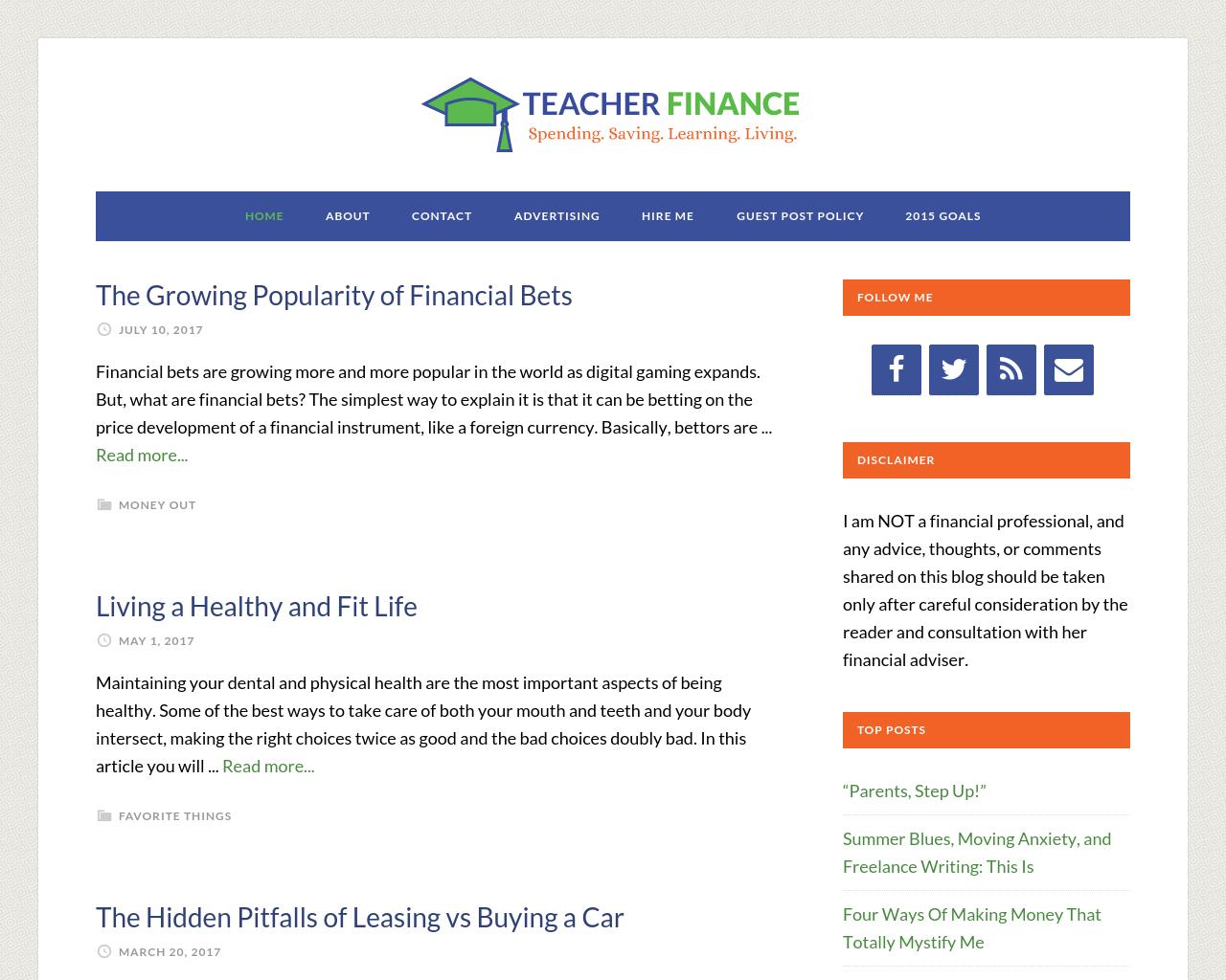Teacher-Finance-Advertising-Reviews-Pricing