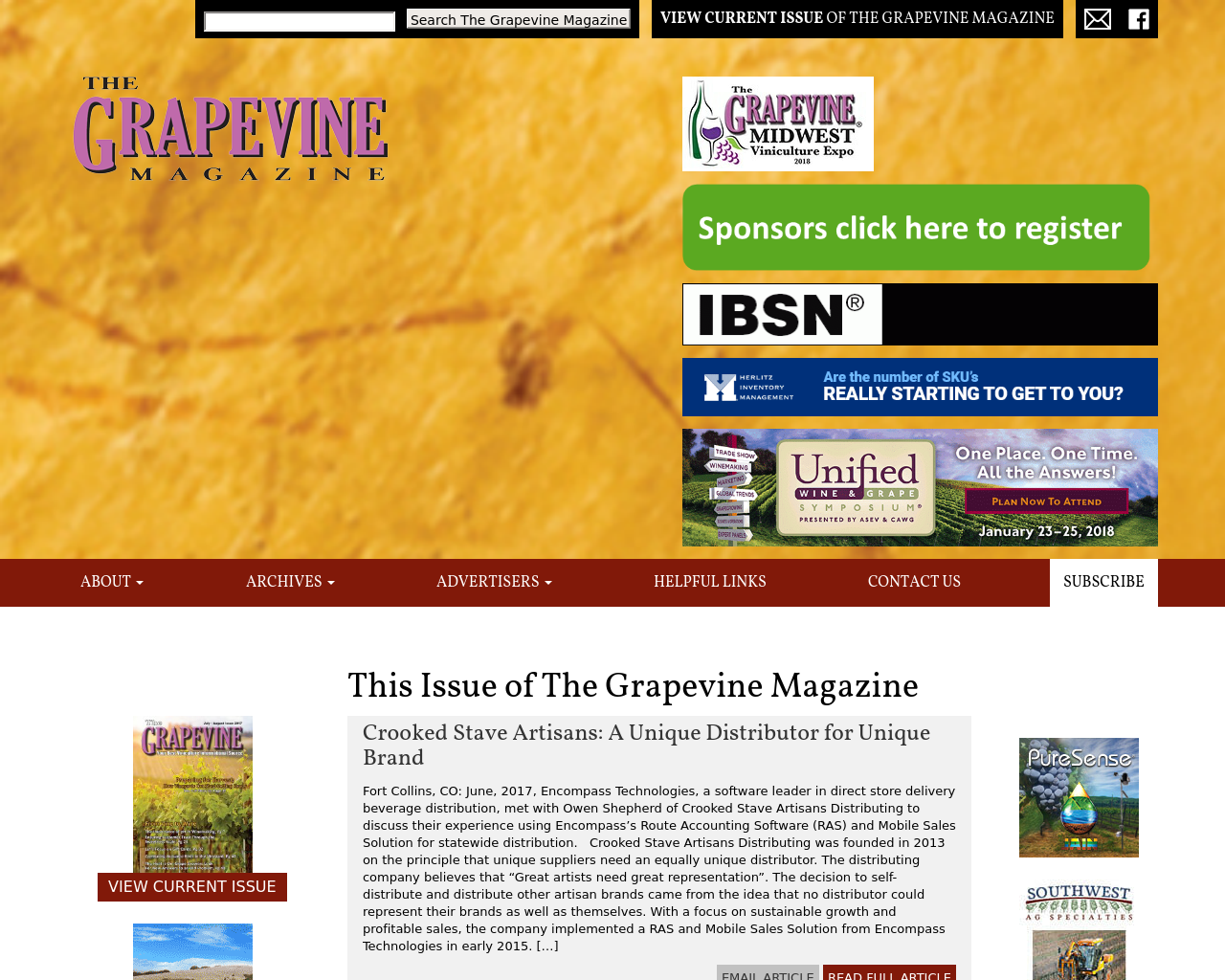 The-Grapevine-Magazine-Advertising-Reviews-Pricing