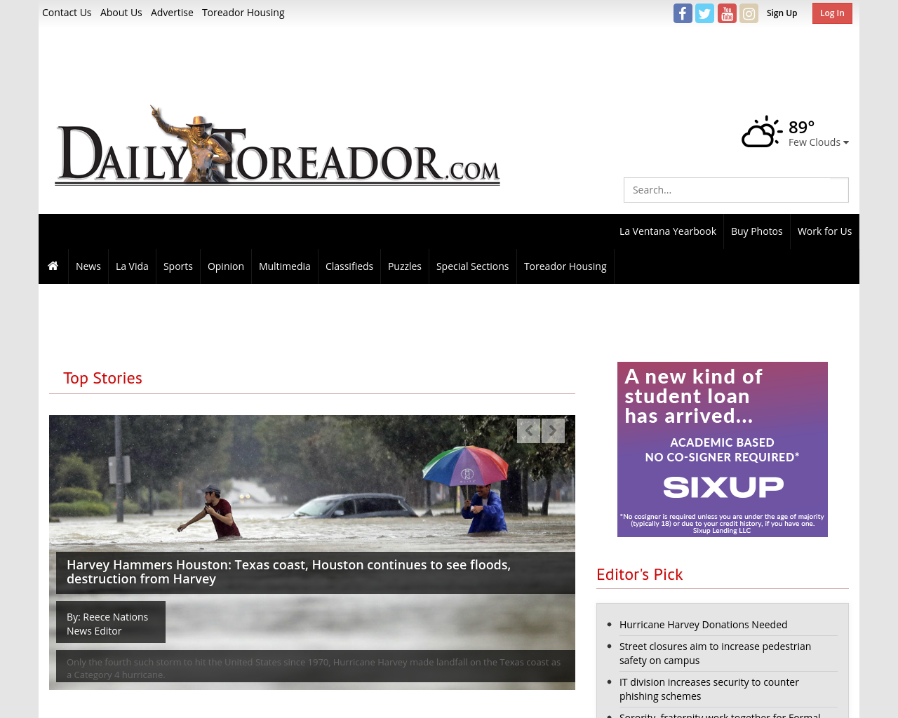 Dailytoreador.com-Advertising-Reviews-Pricing
