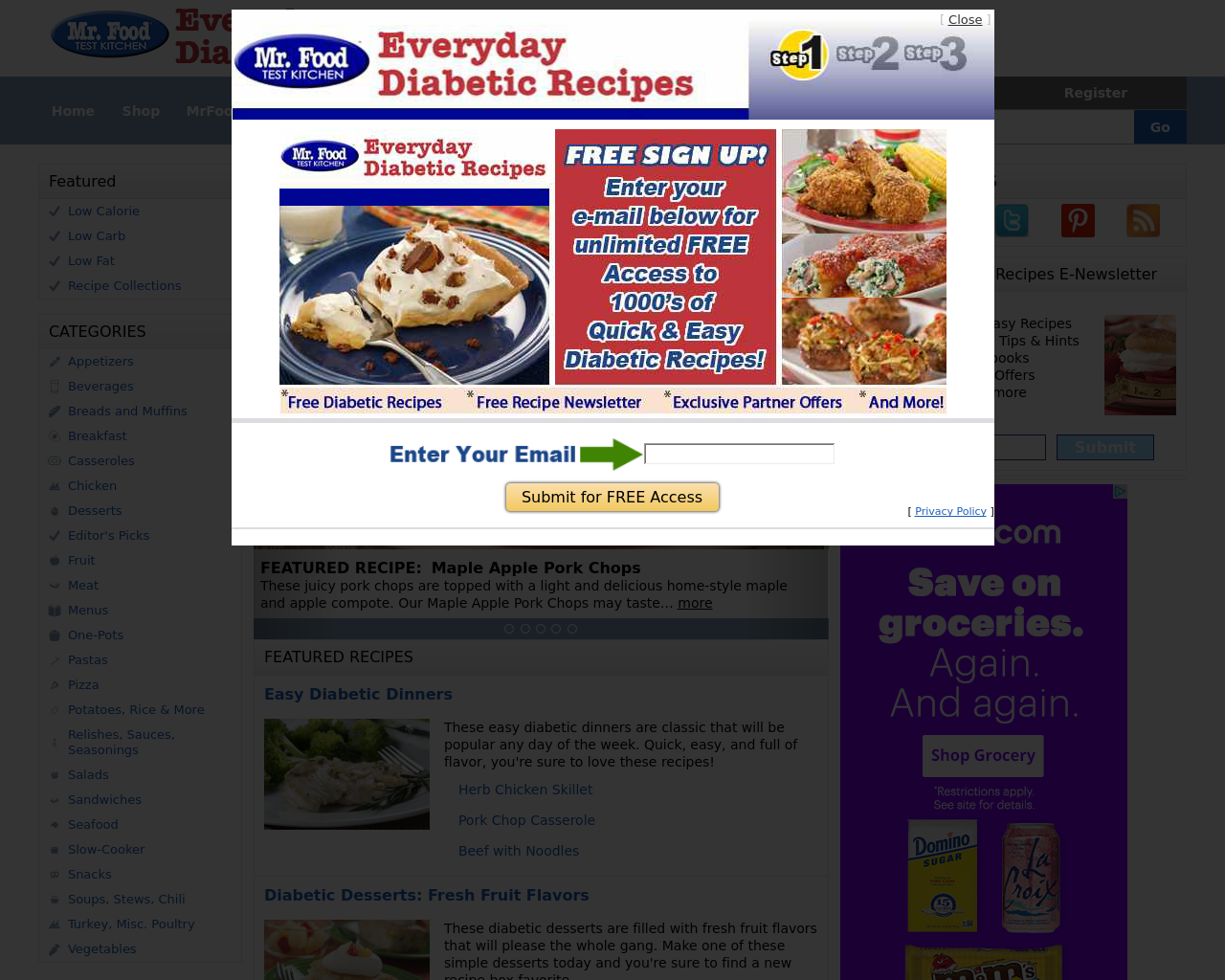 Everyday-Diabetic-Recipes-Advertising-Reviews-Pricing