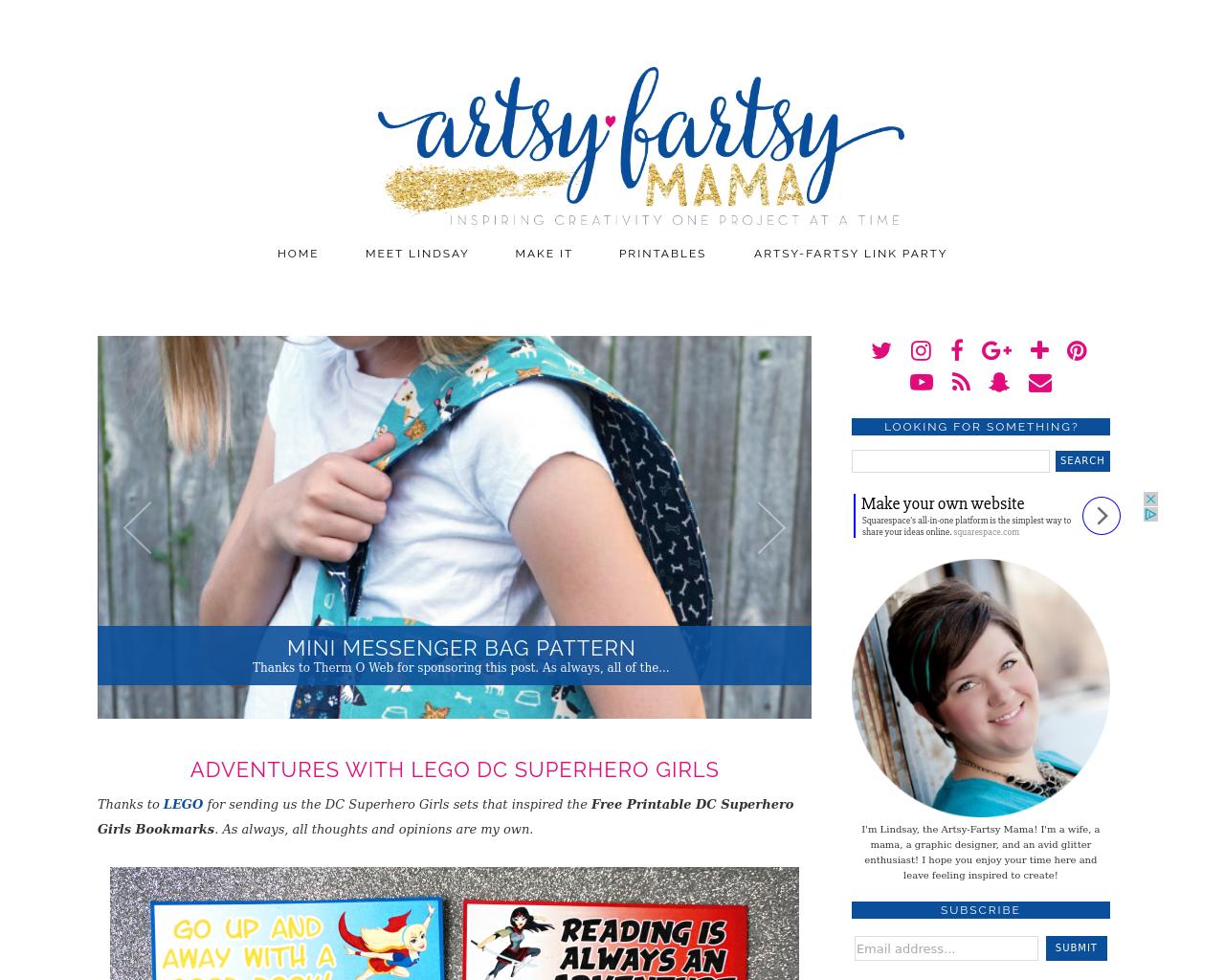 Artsy-fartsy-mama-Advertising-Reviews-Pricing