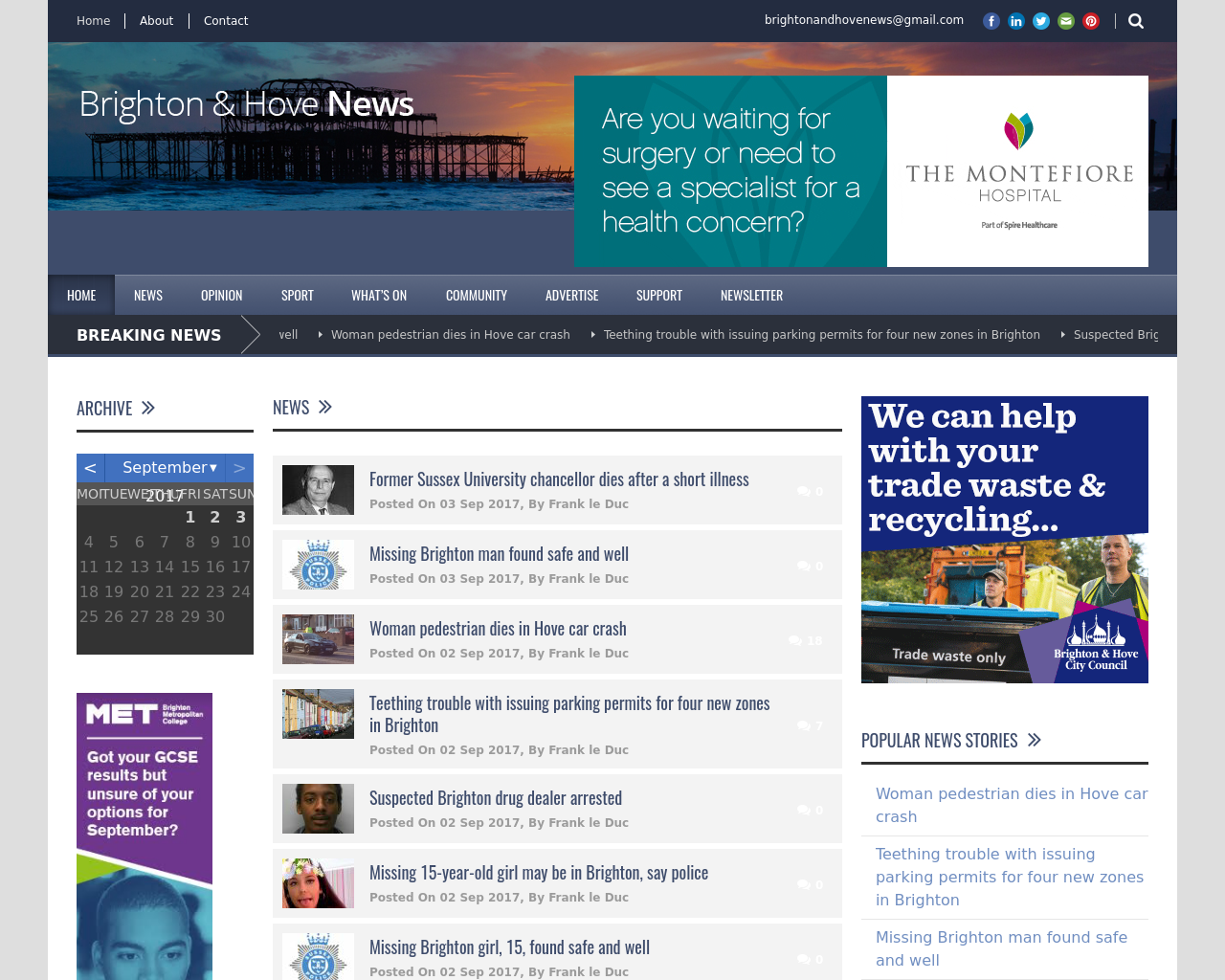 Brighton-And-Hove-News-Advertising-Reviews-Pricing