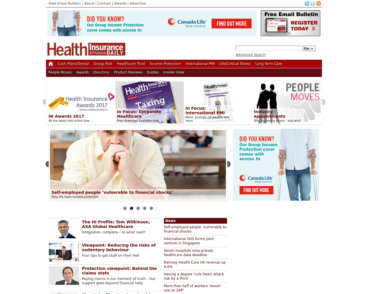 Health-Insurance-Daily-Advertising-Reviews-Pricing