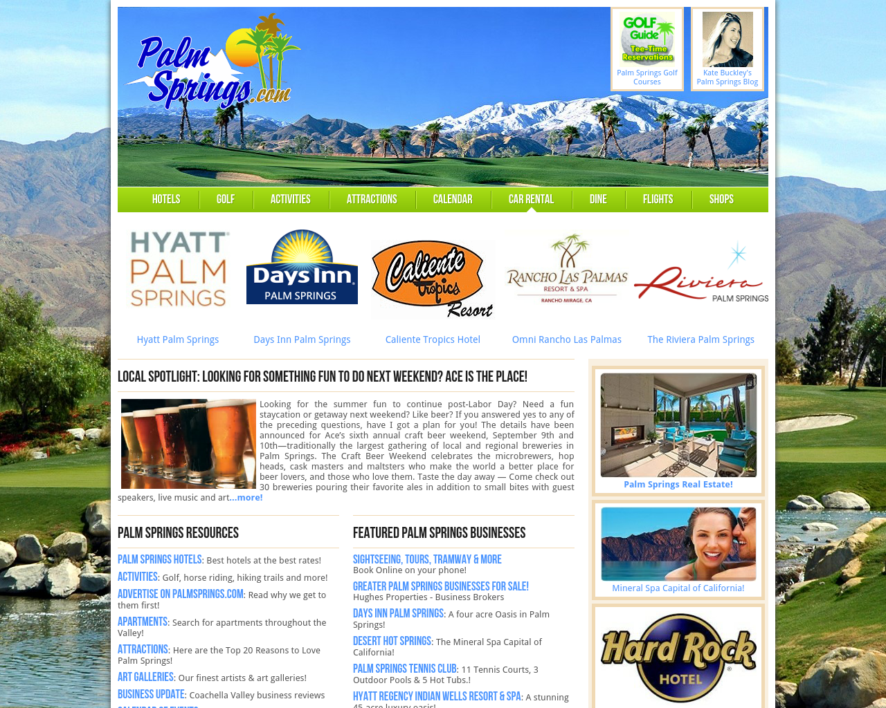PalmSprings.com-Advertising-Reviews-Pricing