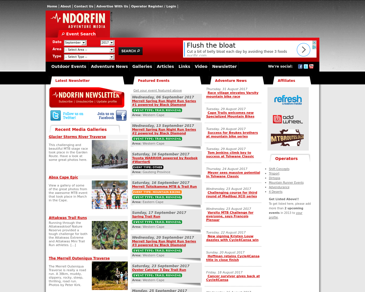 Ndorfin-Adventure-Media-Advertising-Reviews-Pricing