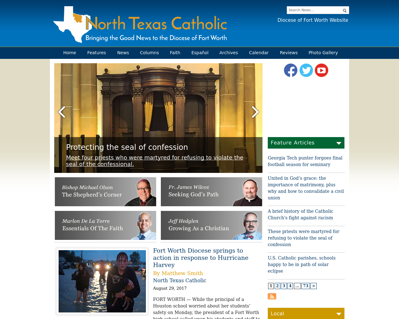 North-Texas-Catholic-Advertising-Reviews-Pricing