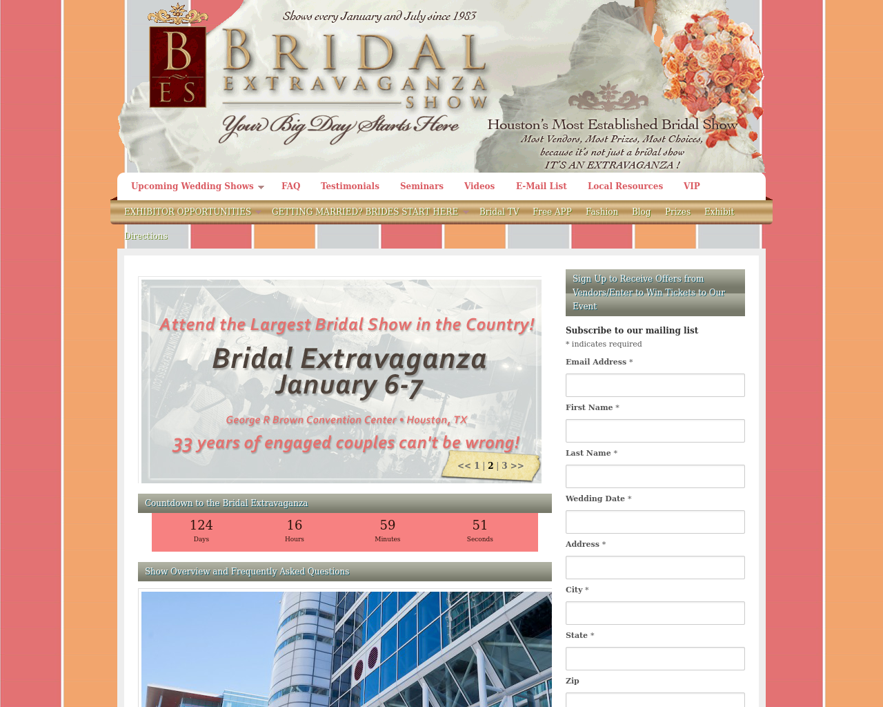 BRIDAL-EXTRA-BAGANZA-SHOW-Advertising-Reviews-Pricing