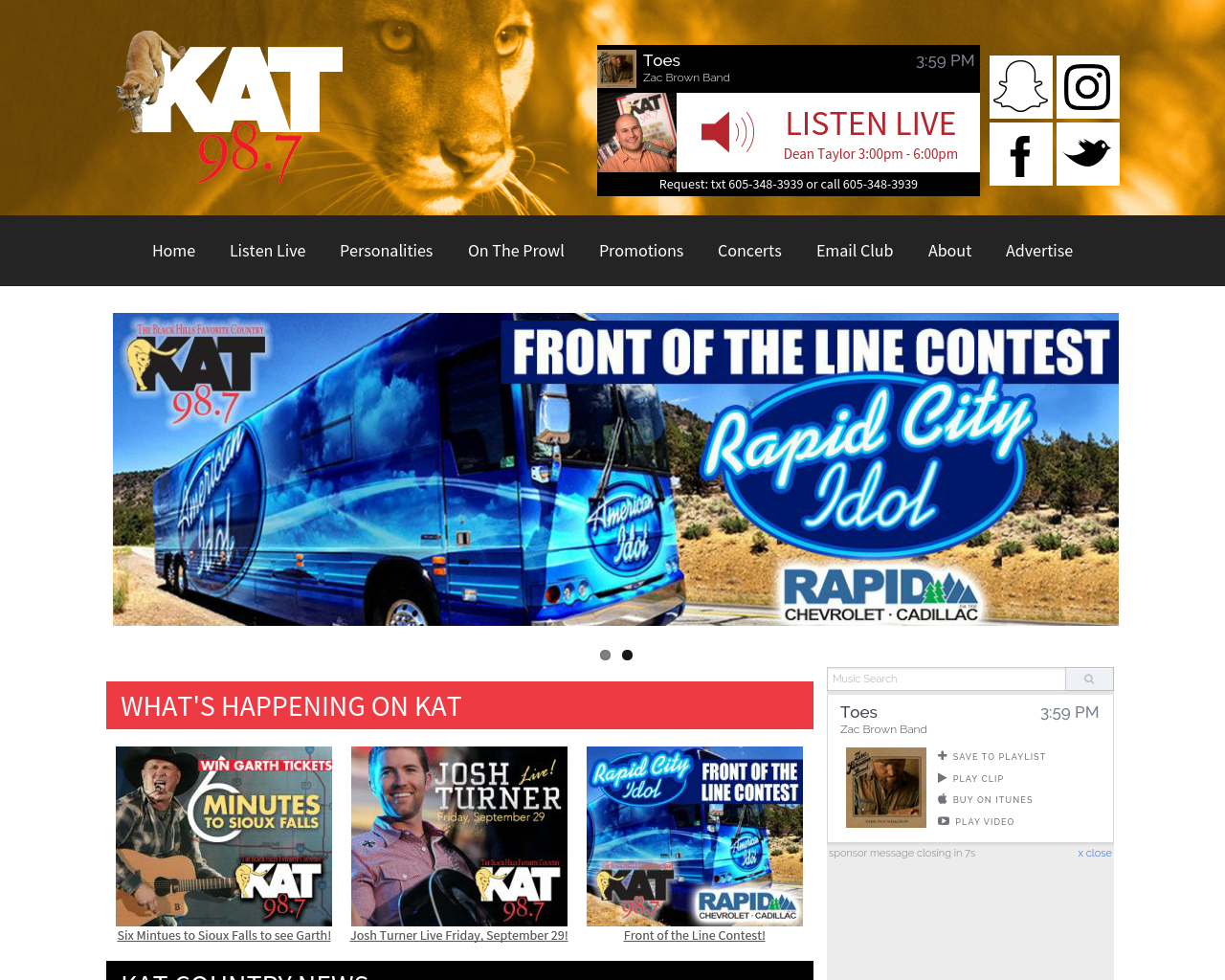 KAT-Country-98.7---KOUT-Advertising-Reviews-Pricing