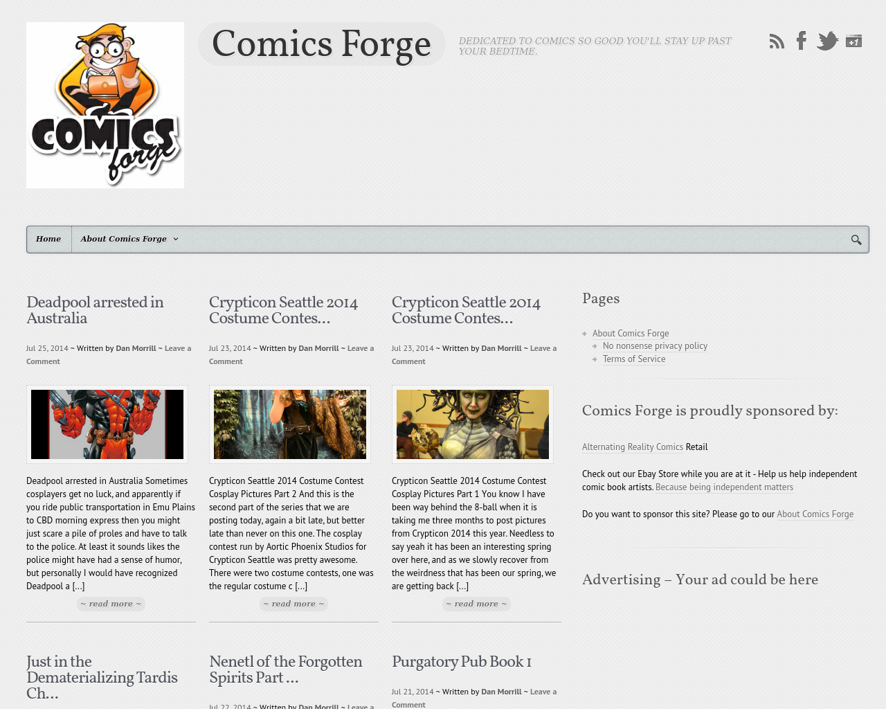 Comics-Forge-Advertising-Reviews-Pricing