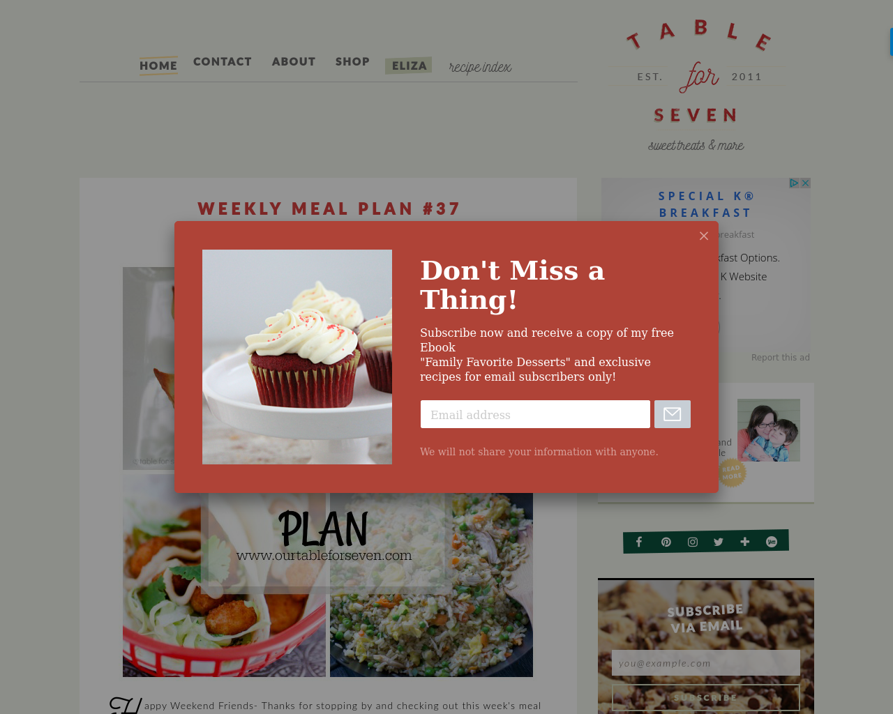 Table-For-Seven-Advertising-Reviews-Pricing