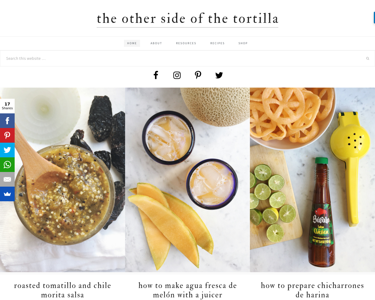 The-Other-Side-Of-The-Tortilla-Advertising-Reviews-Pricing