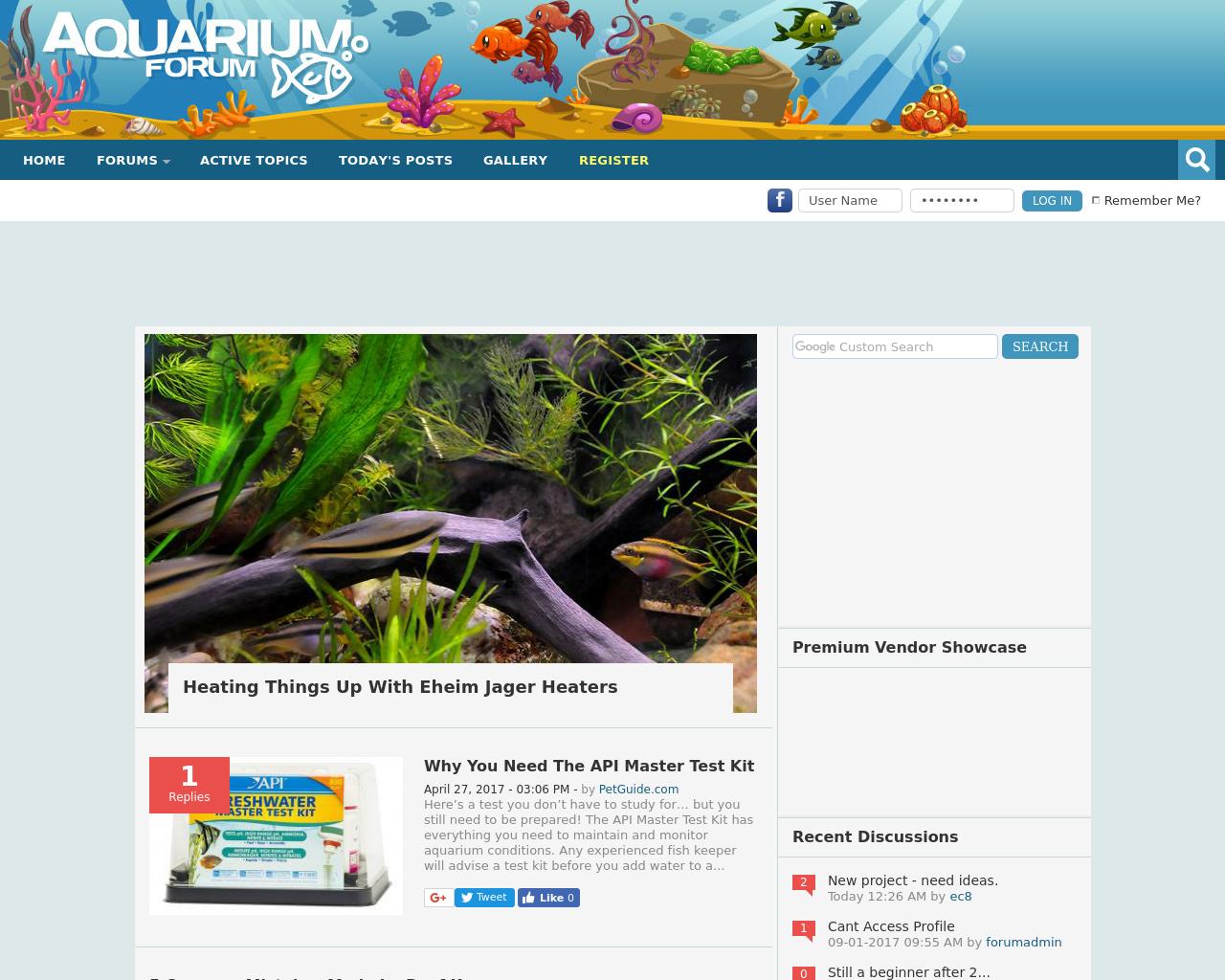 Aquarium-Forum.com-Advertising-Reviews-Pricing