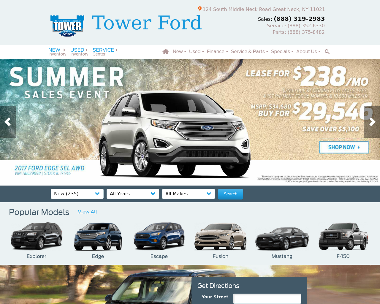 Tower-Ford-Advertising-Reviews-Pricing