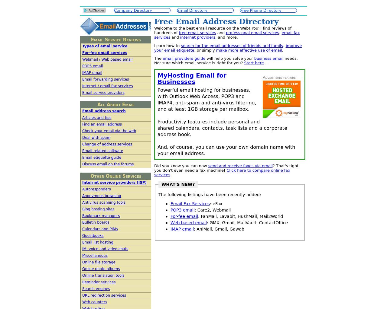 EmailAddresses.com-Advertising-Reviews-Pricing