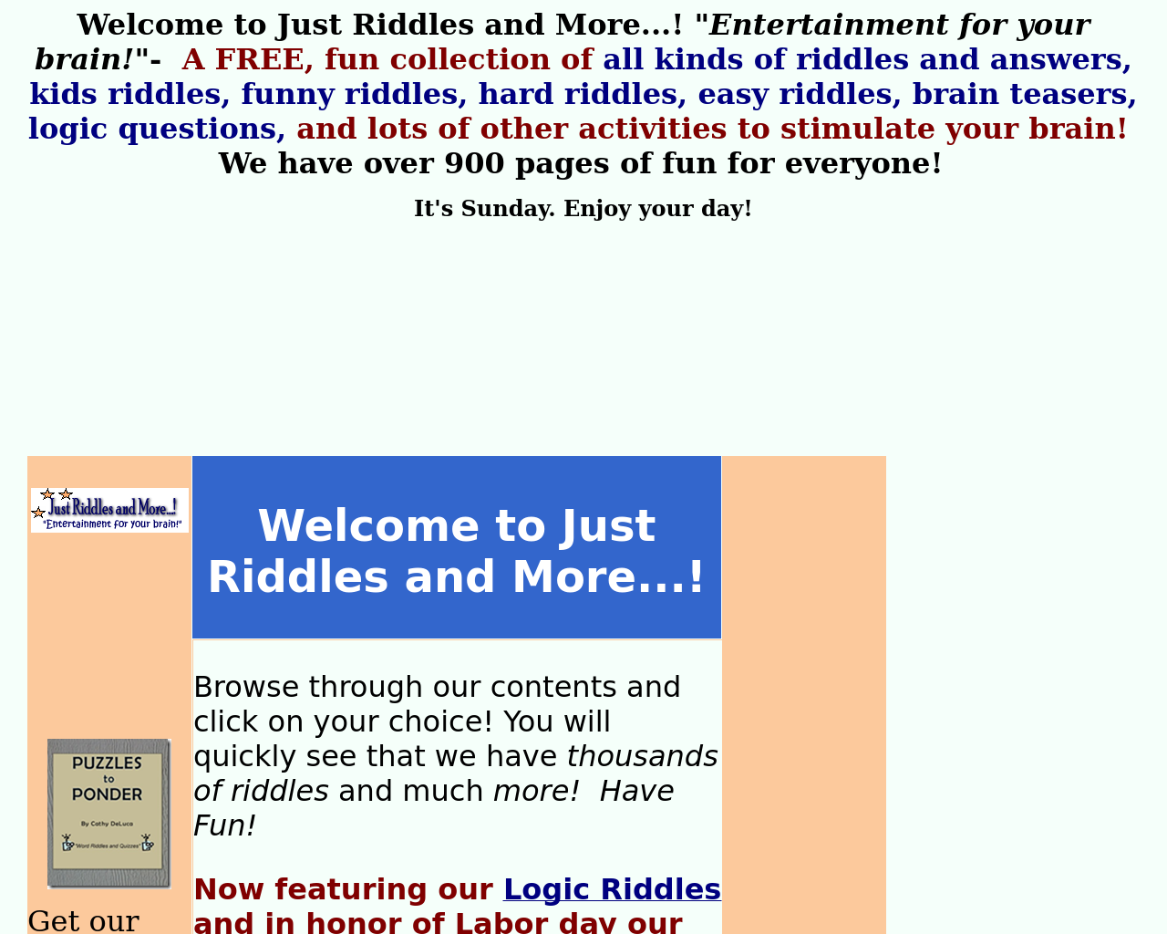 Just-Riddles-And-More-Advertising-Reviews-Pricing