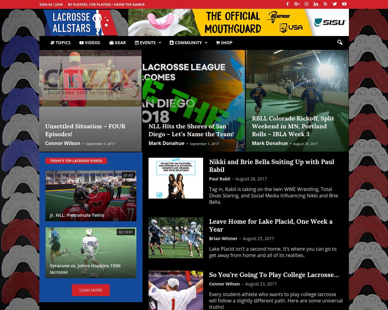Lacrosse-AllStars-Advertising-Reviews-Pricing