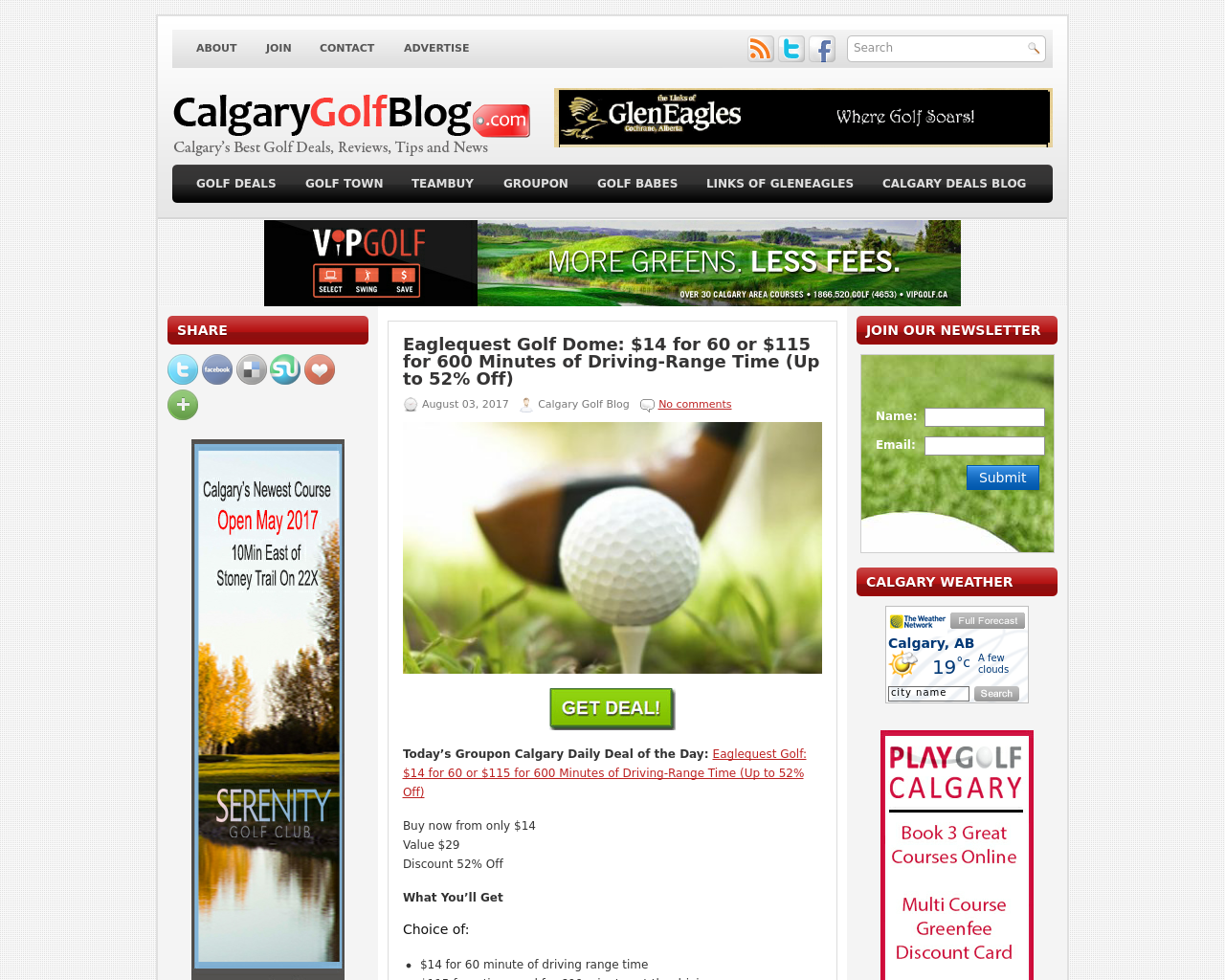 Calgary-Golf-Blog-Advertising-Reviews-Pricing