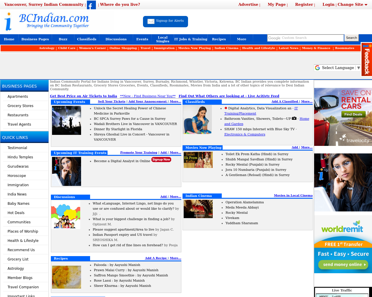 BCIndian.com-Advertising-Reviews-Pricing