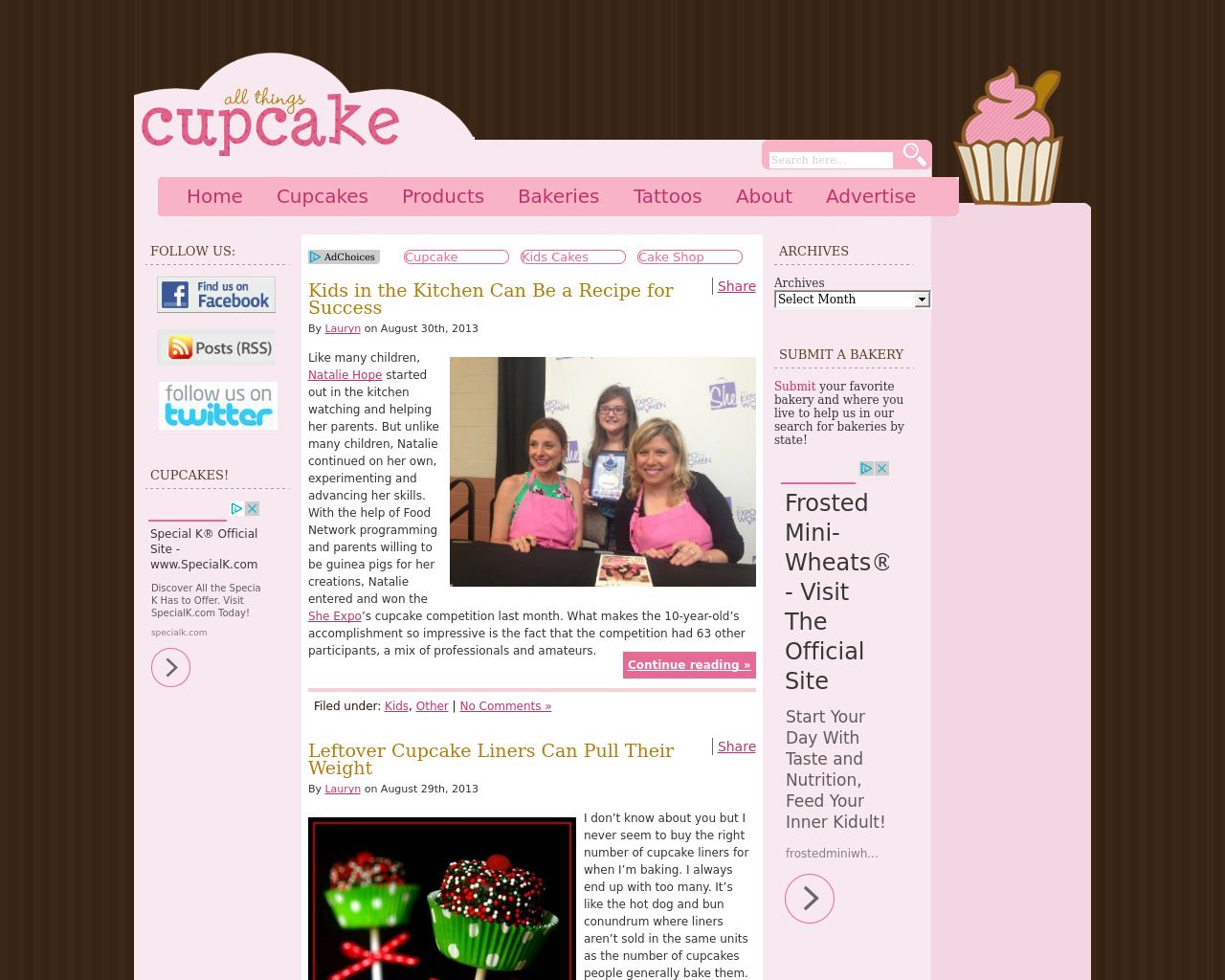 All-Things-Cupcake.com-Advertising-Reviews-Pricing