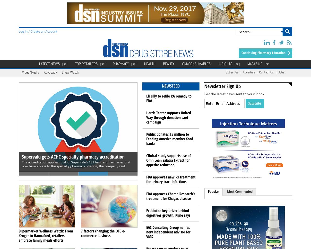 Drug-Store-News-Advertising-Reviews-Pricing