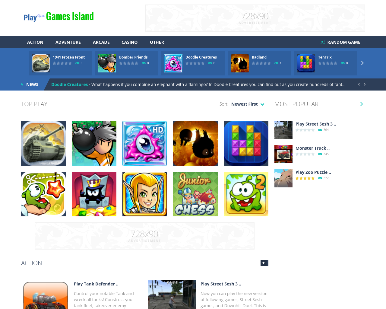 Games-Island-Advertising-Reviews-Pricing
